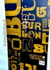 Snieglentė Burton Cruizer 151cm